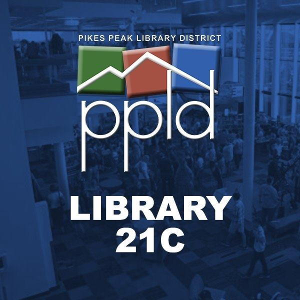 Pikes Peak Library District - Creative Commons - Library 21c